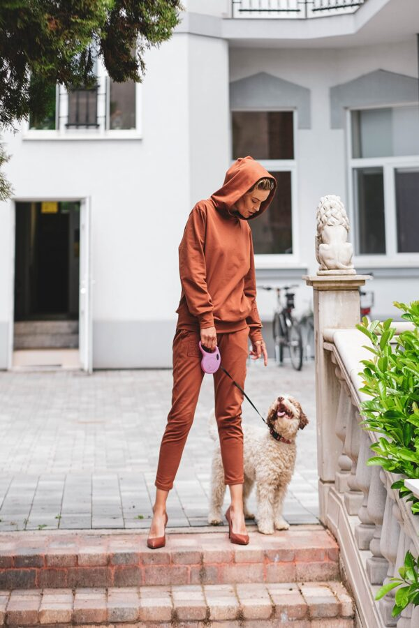 LOGO mikina s kapucňou