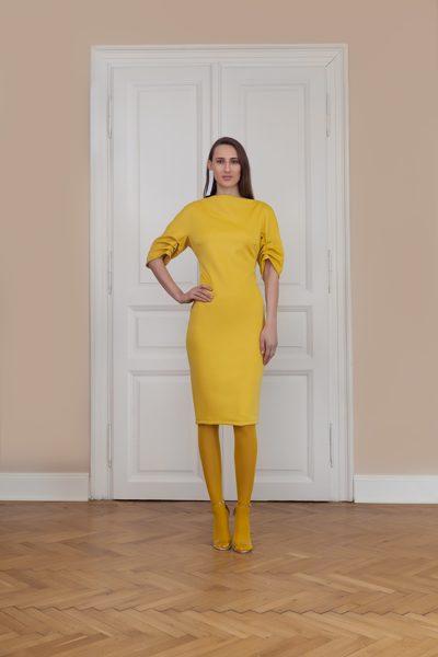 Minimal design dress